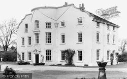 Croston, The Rectory c.1950