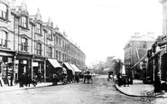 Crouch End, Broadway c1890