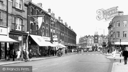 Crouch End, The Broadway c.1965