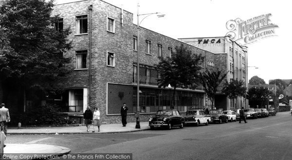 Photo of Crouch End, The Ymca c.1965