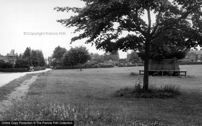 Photo of Crowborough, Chapel Green c.1955