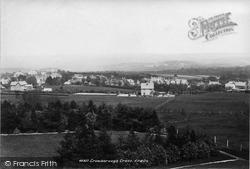 Crowborough, Cross 1900
