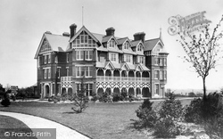 Crowborough, Cross, Beacon Hotel 1900