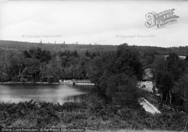Photo of Crowborough, Cross, New Mill 1900