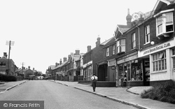 Crowborough, Crowborough Hill c.1955