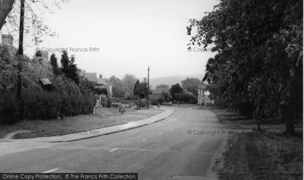 Photo of Crowborough, Crowborough Hill c.1960