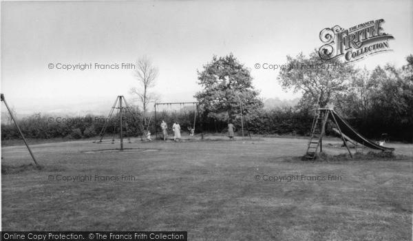 Photo of Crowborough, Goldsmiths Recreation Ground c.1960