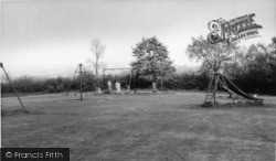 Crowborough, Goldsmiths Recreation Ground c.1960