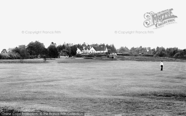Photo of Crowborough, Golf Club c.1960