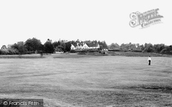 Crowborough, Golf Club c.1960