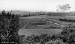 Crowborough, Golf Course c.1960
