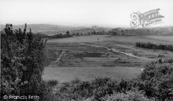 Crowborough, Golf Course c.1960