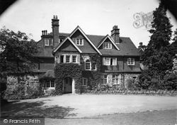 Crowborough, Ivy Hall c.1955