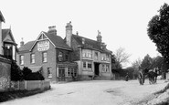 Crowborough, Red Cross Hotel 1900