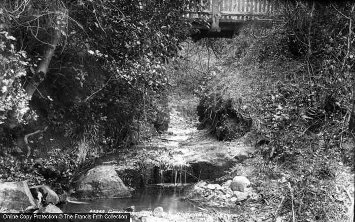 Photo of Crowborough, Riverdale 1900