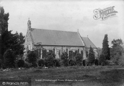 Crowborough, St John's Church 1900