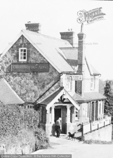 Photo of Crowborough, St John's, Coopers Arms c.1960