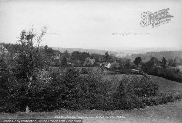 Photo of Crowborough, St John's Vale 1900