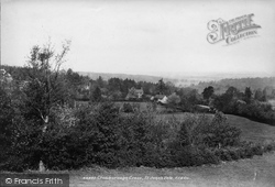 Crowborough, St John's Vale 1900