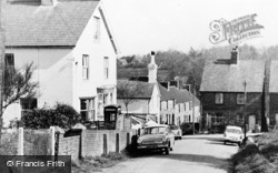 Crowborough, St John's Village And Shop c.1960
