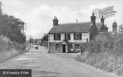 Crowborough, The Crow And Gate c.1955