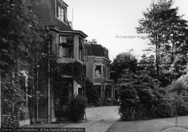 Photo of Crowborough, The Links Hotel c.1955