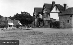 Crowborough, The White Hart c.1955