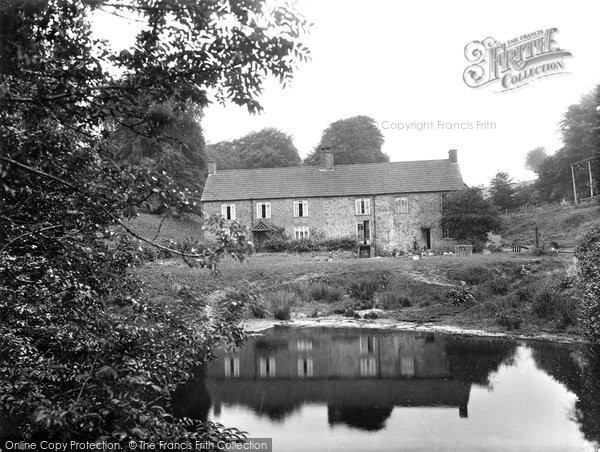 Photo of Crowcombe, Quantock Farm 1929