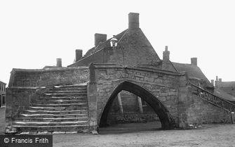 Crowland, the Bridge 1894