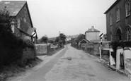 Crowlas, Chapel Square c1960