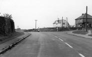 Crowlas, the Cross Roads c1960