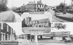 Crowle, Composite c.1960