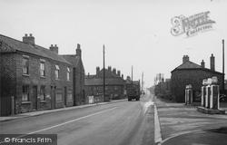 Crowle, Eastoft Road c.1955
