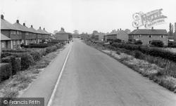 Crowle, Godknow Road c.1955