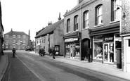 Crowle, High Street c1960