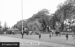 Crowle, North Axholme Grounds c.1960