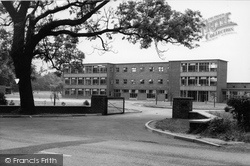 Crowle, North Axholme Secondary Modern School c.1960