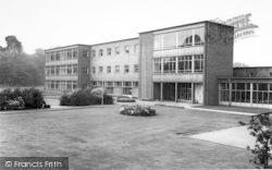 Crowle, North Axholme Secondary School c.1965
