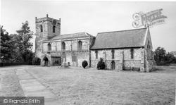 Crowle, St Oswald's Church c.1960