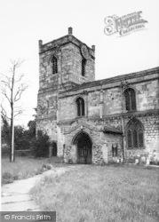 Crowle, St Oswald's Church c.1965