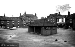 Crowle, The Market Place c.1960