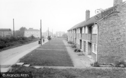 Crowle, The Old People's Home c.1965