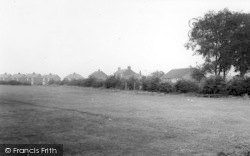 Crowle, The Recreation Ground c.1965