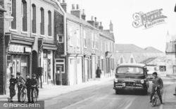 Crowle, The Spar, High Street c.1965