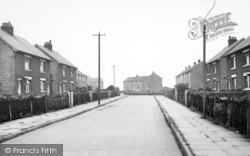 Crowle, Windsor Crescent c.1955