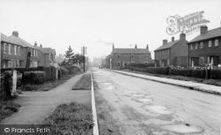 Crowle, Windsor Road c.1955