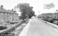 Crowle, Windsor Road c.1960