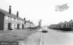 Crowle, Windsor Road c.1965