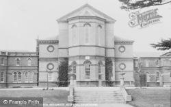 Crowthorne, Broadmoor Hospital Church c.1960