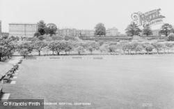 Crowthorne, Broadmoor Hospital, Terraces c.1960